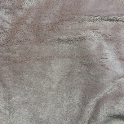 POLAR DOUBLE LONG FUR TEX-549 # 1032 PALE MAUVE